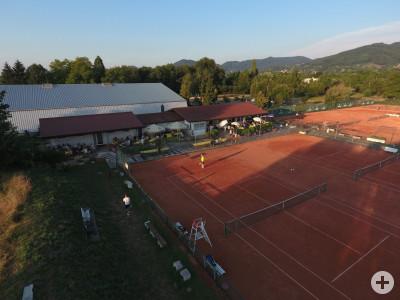 Tennisanlage TC Bühl