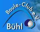 Logo Bühler Boule-Club e.V.