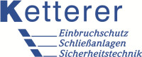 Logo Ketterer Sicherheitstechnik
