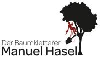 Der Baumkletterer Manuel Hasel Logo