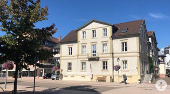 Rathaus 3 in Bühl