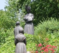 Figurengruppe  der La Salette-Gedänkstätte