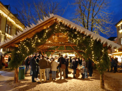 Adventsmarkt in Bühl