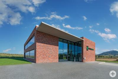 Picosens Forschungsgebäude