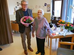 Peter Hirn und Klara Densch