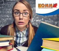 Prüfungsvorbereitungskurse im Jugendzentrum KOMM