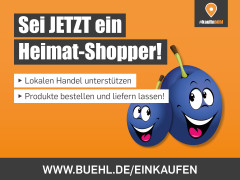 Sei jetzt ein Heimat-Shopper!