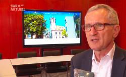 Wolfgang Jokerst im Interview mit dem SWR Fernsehen