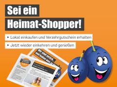 Gutscheinaktion Heimat-Shopper