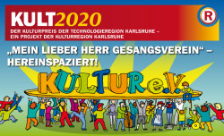 Plakat zum Kult2020