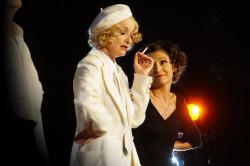 """Marlene Piaf"" – das Leben zweier Diven / Foto: Tilmann Krie"