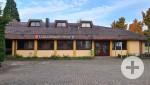 Karl-Reinfried-Halle in Moos