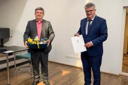 Thomas Haunß ist seit 20 Jahren Ortsbeauftragter