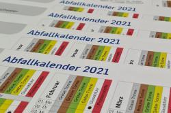 Abfallkalender Stadt Bühl