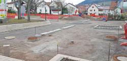 Trottenplatz in Eisental