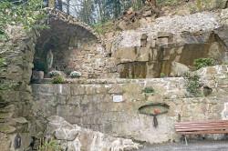 Lourdes-Grotte