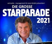 "Plakat ""Große Starparade 2021"""