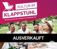 Kultur im Klappstuhl - ausverkaufte Veranstaltung