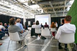 Kick-off-Veranstaltung zum Leuchtturmprojekt des RegioWIN-2030-Wettbewerbs