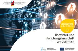 "Broschüre ""Hochschul- und Forschungslandschaft am Oberrhein"""