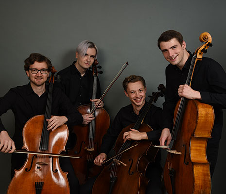The Wolf Gang Cellists