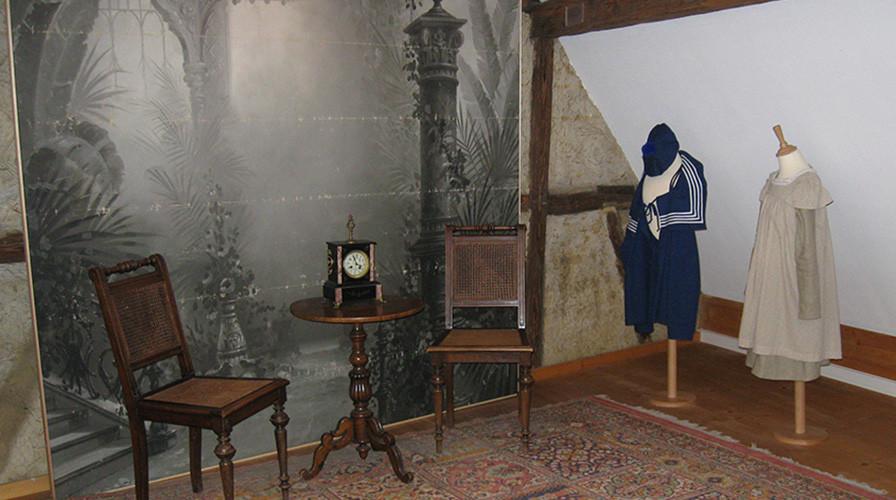 Innenansicht des Stadtmuseums