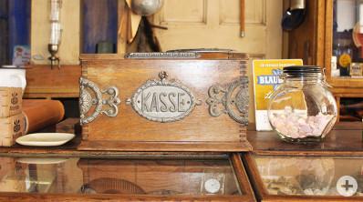 Kasse im Stadtmuseum