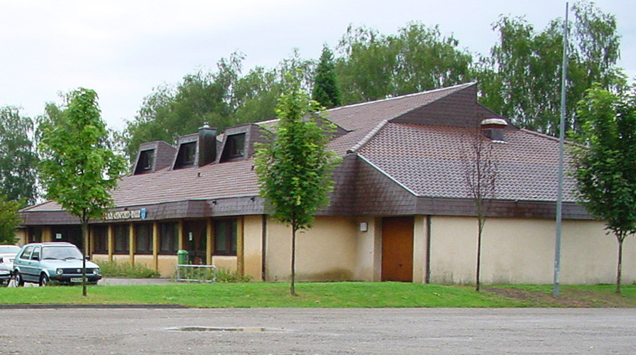 Karl-Reinfried-Halle in Moos
