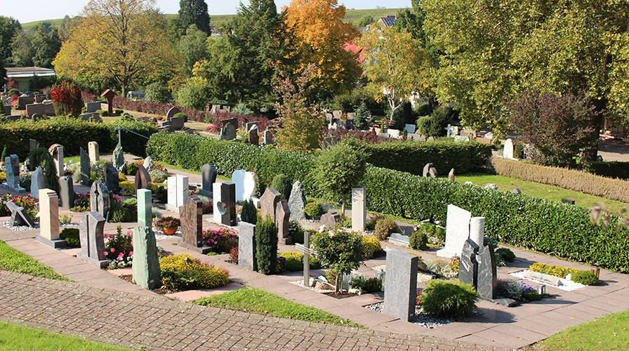 Friedhof in Eisental
