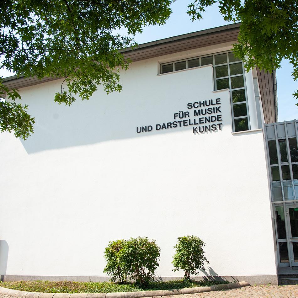 Städtische Schule für Musik und darstellende Kunst in Bühl
