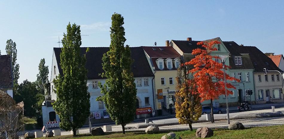 Straßen von Schkeuditz