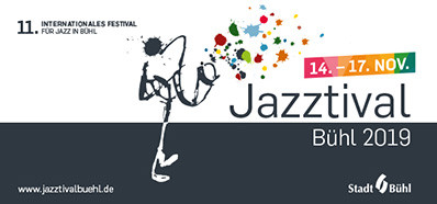 Logo Jazztival Bühl