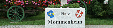 Platz Mommenheim in Vimbuch