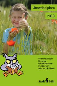 Umweltdiplom Titelbild Flyer 2019