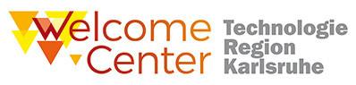 Logo Welcome Center der Technologie Region Karlsruhe
