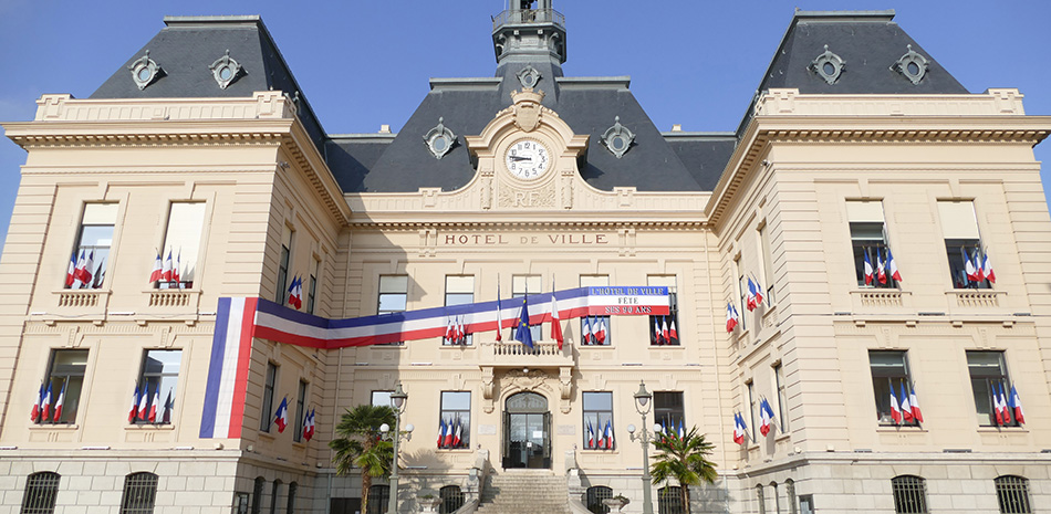 Rathaus Villefranche