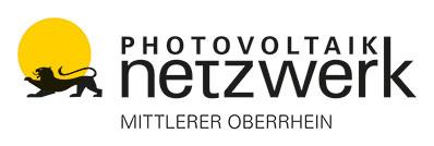 Logo Photovoltaik Netzwerk Mittlerer Oberrhein