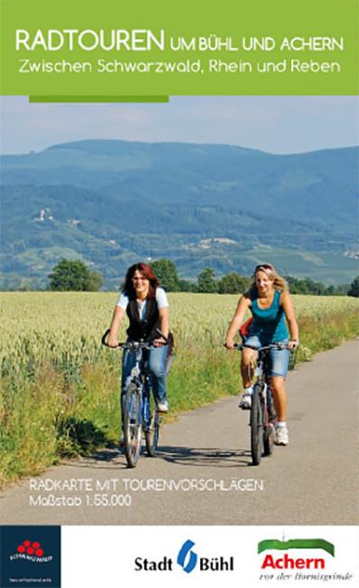Radtouren um Bühl und Achern - Zwischen Schwarzwald, Rhein und Reben