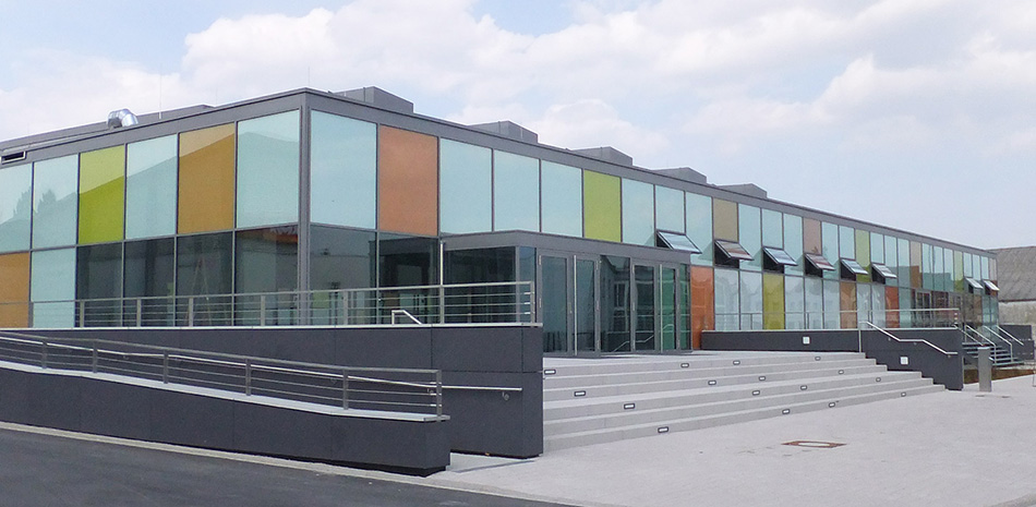 Großsporthalle in Bühl