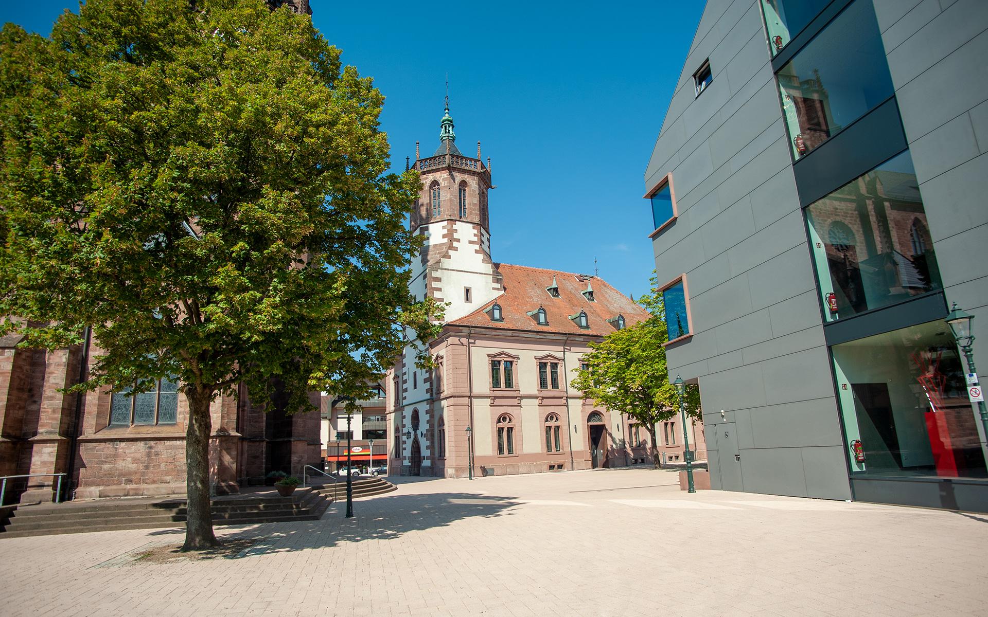 Rathaus 1 und 2