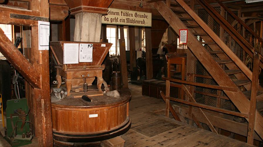 Rohrhirschmühle in Altschweier