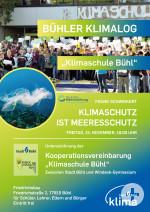 Plakat zurm Bühler Klimolog
