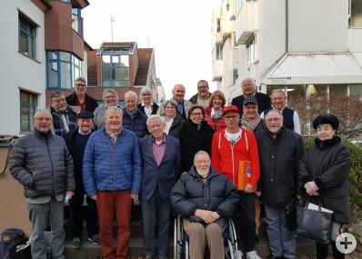 Die Mitglieder des Bühler Seniorenrats