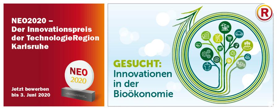 Innovationspreis der TechnologieRegion Karlsruhe sucht Innovationen in der Bioökonomie