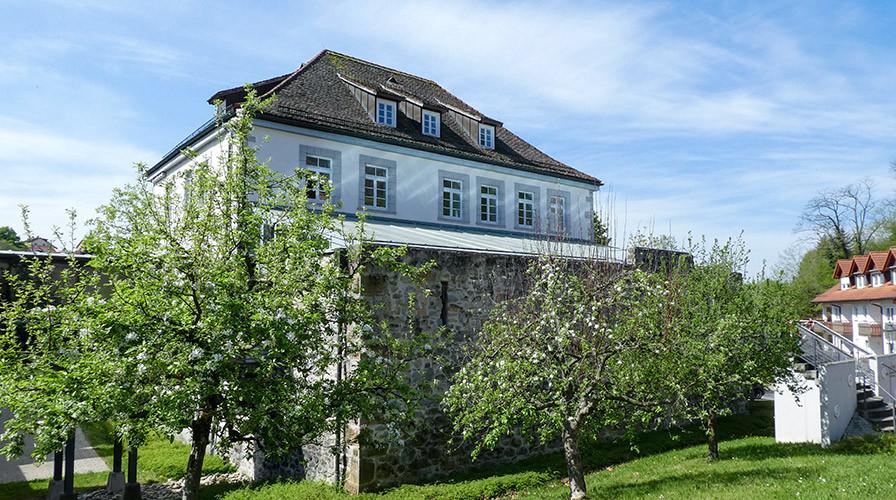 Stadtgeschichtliches Institut Bühl Schloss Waldsteg