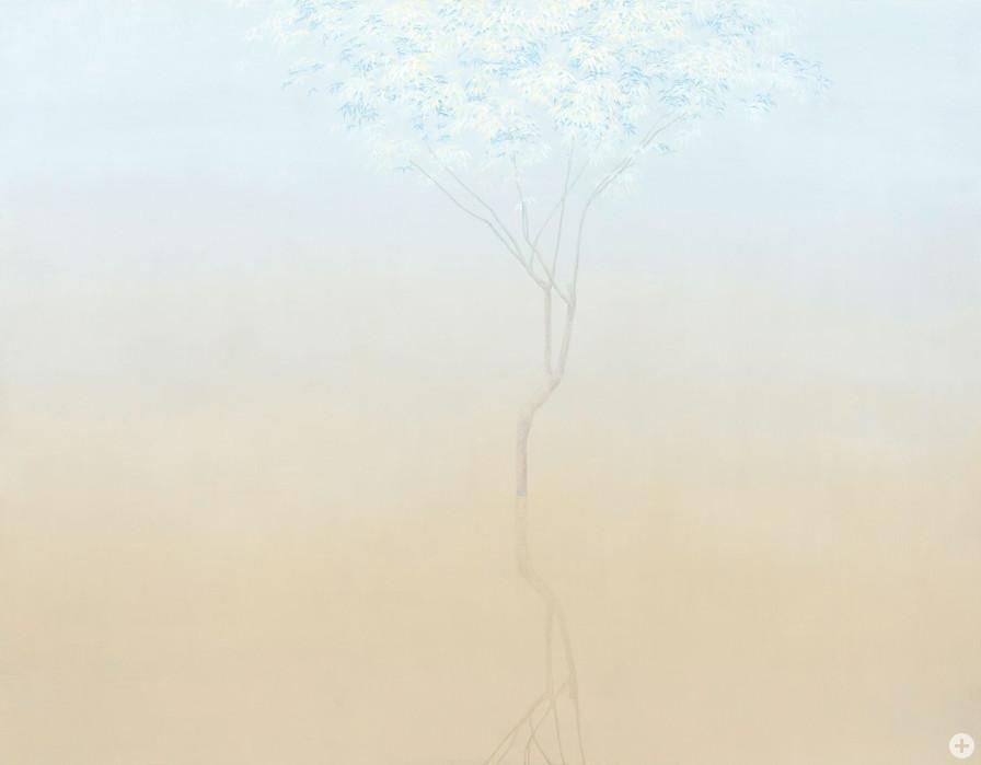 Baum - Ausstellung Stefanie Gerhardt
