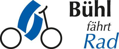 Logo Bühl fährt Rad