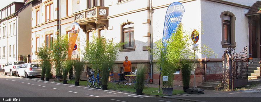 Parking Day in Bühl